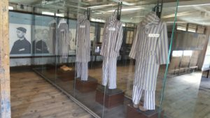 Image of Visit to Stuthoff concentration camp in May 2016.