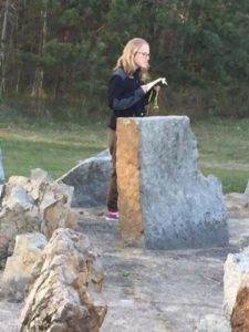 Image of Treblinka memorial stones