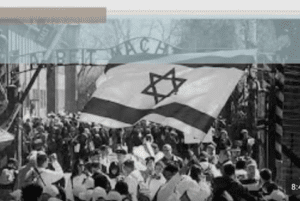 March of the Living arrives in Plonsk in the heart of Poland – birthplace of David Ben Gurion
