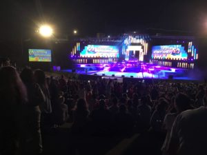 Image of Israel's 69th concert event