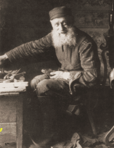 Image of Shoemaker. Warsaw, 1927.