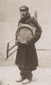 Image of Chairmender in Vilna.