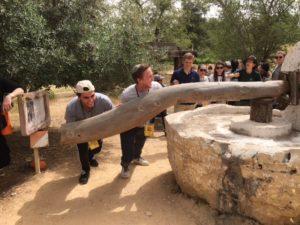 Image of Abrahams Tent Israel