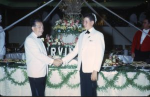 Picture of Irv and his dad at my Bar Mitzvah in 1963, Bronx NY