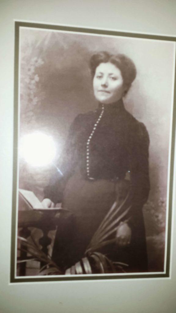Irv's grandmother, Baylah