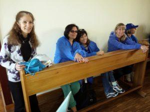 Image of Adult NE MOTL sitting in Chachmei Lublin Yeshiva.