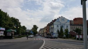 Image of Kalisz streets