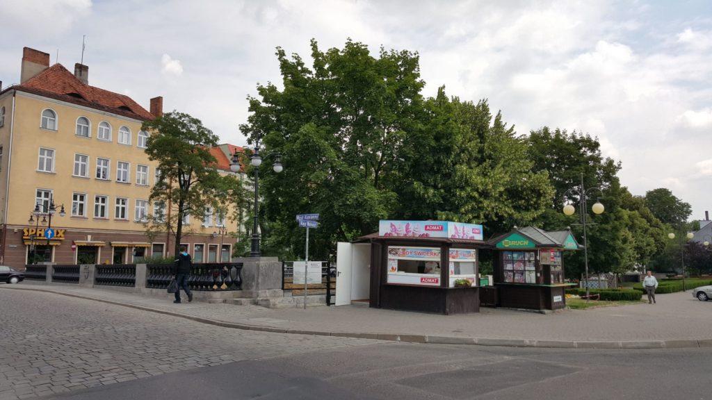 Kalisz street