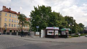 Image of Kalisz street