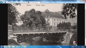 Image of Irv's father's old apartment building on 17 Babina Street Kalisz.