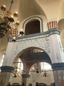Image of 2018 MOTL Trip to Tykocin synagogue Poland