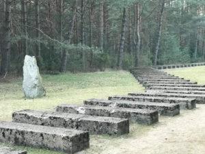 Image of Treblinka Concentration Camp Poland