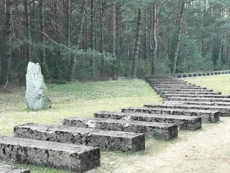 Treblinka Concentration Camp Poland