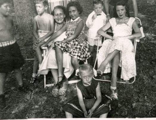 Irv Kempner's cousins from Kalisz