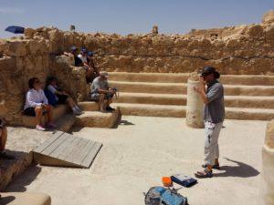 Image of Masada Israel