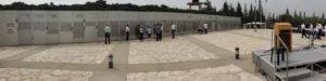 Image of Latrun Tank Museum Memorial Day visit
