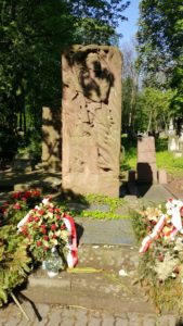 Image of Warsaw Cemetery