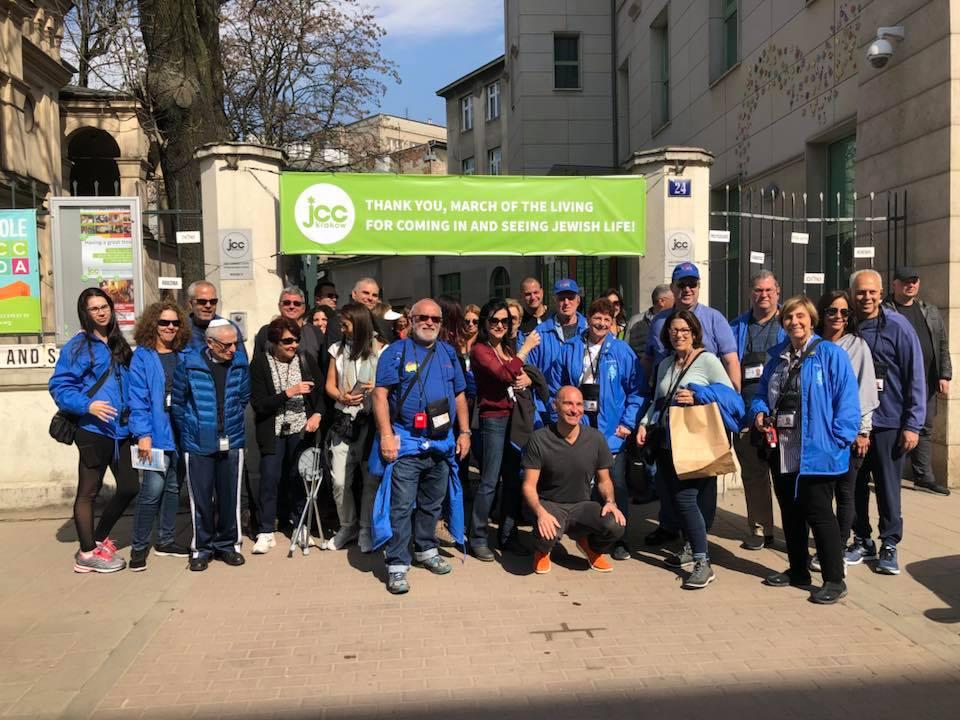 Image of Amazing group from Jewish Federation of SPBC!