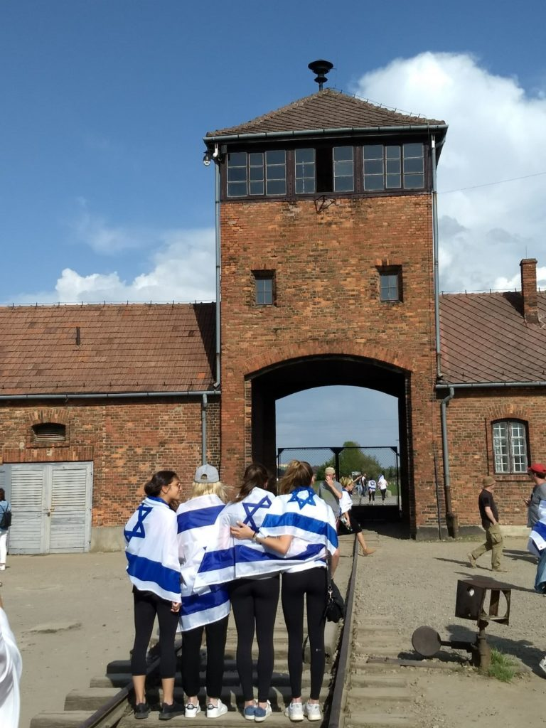 Image of Students Visit Auschwitz