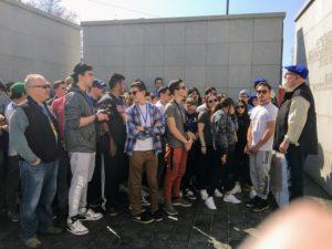 Image of MOTL teens in Warsaw