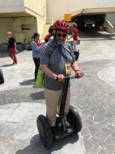 Image of Aaron in Tel Aviv