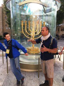 Image of NE MOTL Teens in Jerusalem