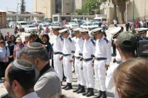 Image of IDF on Memorial Day