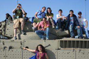 Image of MOTL at Laturn Tank Museum