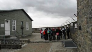 Image of Mauthausen concentration Camp Austria, the Camp that David Kempner was liberated from May 1945.