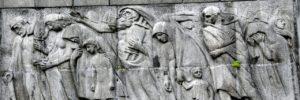 Image of Warsaw Uprising Memorial Front Freeze